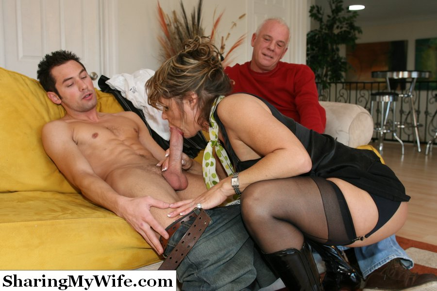 Sharing My Wife Porn 120